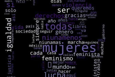 """Una conversación atravesada por """"todas"""", """"lucha"""" e """"igualdad"""": los mensajes del 8M virtual"""