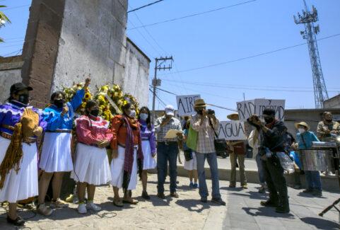 La tierra y la vida: la tenaz lucha de la defensa del territorio contra la extracción colonial en Honduras y México